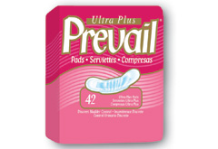 Prevail Bladder Controls Pads & Pant Liners