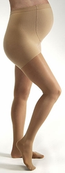 SIGVARIS 860 Select Comfort Maternity Pantyhose for Women, Closed Toe (20-30 mmHg)