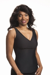 Wear Ease Crisscross Compression Pocketed Shaper (Style 970)