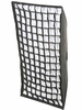 "24 x 48"" Honeycomb Grid Strip Softbox for Alien Bees Strobe Flashes"
