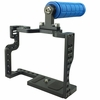 Camera Cage With Top Handle Hand Grip for Panasonic Lumix GH3 GH4