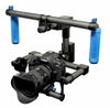 DSLR Camera 2 Axis Brushless Carbon Fiber Gimbal Camera Stabilizer