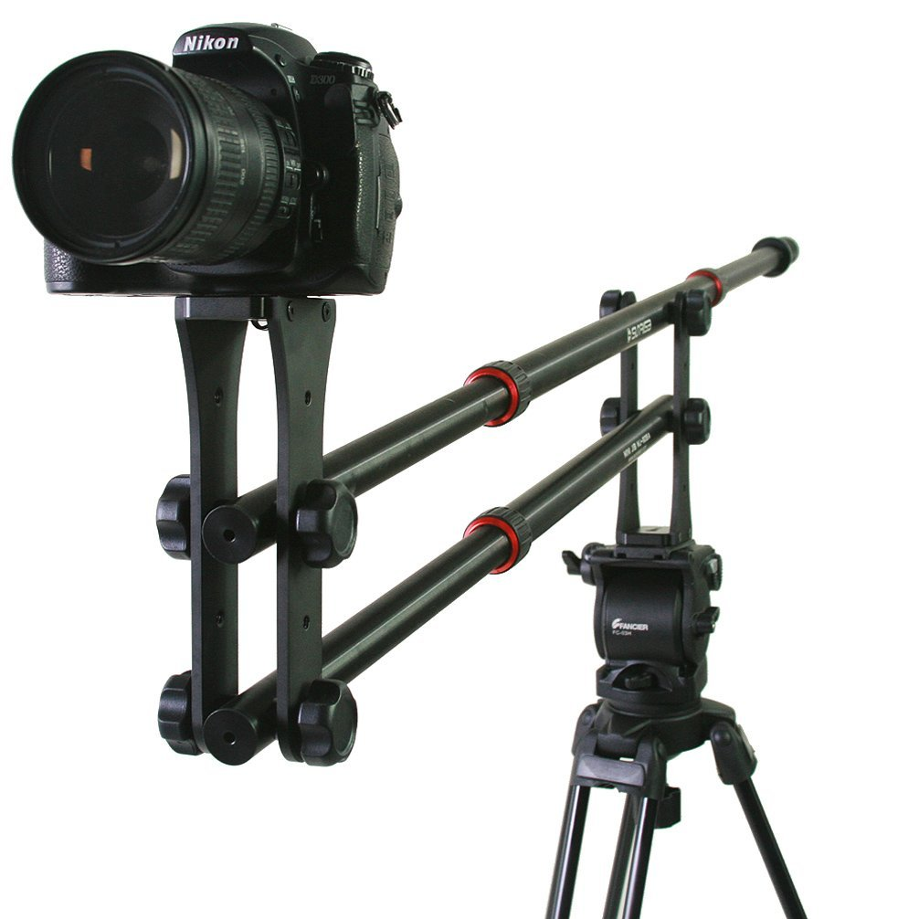 Small Jib Crane : Dslr mini jib crane camera dv jibs arm ft mj a