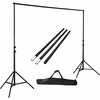 Photo Video Studio Background stands with Case H904B