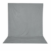 Photography 6' X 9' Seamless Grey Studio Video Muslin Backdrop