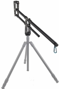 Portable DSLR Mini Jib Crane with 2 QR Plates EA-500A