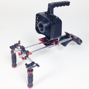 SunRise BMCC Cage Shoulder Rig Kit for Blackmagic Cinema Camera Cage