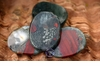 Bloodstone Medallion ~ Worry Stone