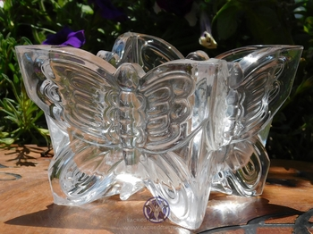Butterfly Lights ~ Votive Candle Holder - ONLY 2