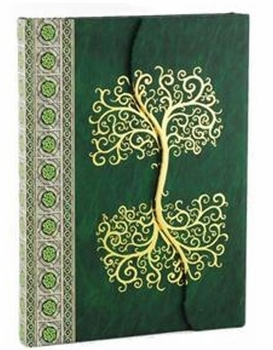 Celtic Tree of Life ~ Unlined Journal