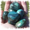 Chrysocolla Tumbled Gemstone