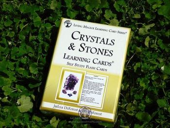 Crystals & Stones - Self Study Flashcards Deck