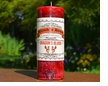 Dragon's Blood - Witches Brew Pillar Candle