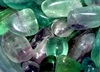 Fluorite - Tumbled Gemstone