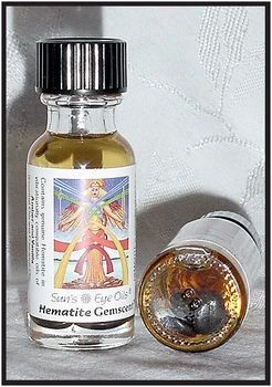 Hematite Gemscents Ritual Oil - ONLY 1