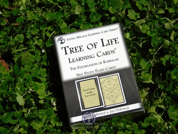 Kabbahlah Tree of Life - Self Study Flashcards Deck