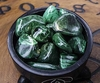 Malachite Tumbled Gemstone - A Quality