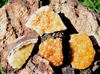 Natural Citrine Cluster ~ Extra Large-ONLY 3