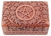 Pentacle of Growth - Wooden Box