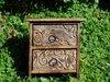 Raven's Perch Wooden Chest
