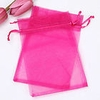Rosey Organza Pouch