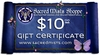 Sacred Mists Shoppe $10 Gift Certificate