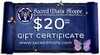 Sacred Mists Shoppe $20 Gift Certificate