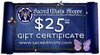 Sacred Mists Shoppe $25 Gift Certificate