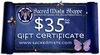Sacred Mists Shoppe $35 Gift Certificate