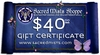 Sacred Mists Shoppe $40Gift Certificate