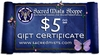Sacred Mists Shoppe $5 Gift Certificate