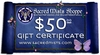 Sacred Mists Shoppe $50 Gift Certificate