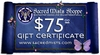 Sacred Mists Shoppe $75 Gift Certificate