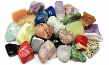 Single Gemstones + Crystals