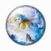 Spring Faerie - Glass Altar Adornment - 1 Left