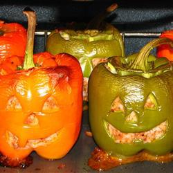 Stuffed Jack-O-Lantern Recipe
