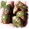 Unakite Tumbled Gemstone