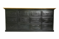 Absolon 12 Drawer Chest