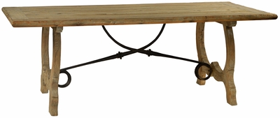 Adalina Dining Table - 86""