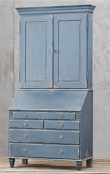 Albert Secretary  (Blue)