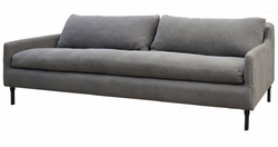 Aloys Sofa (Stonewash Old Grey Linen)