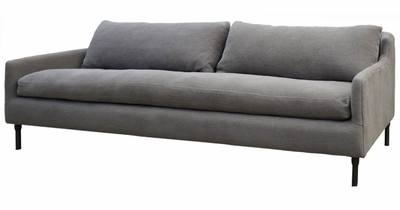 Aloys Sofa Stonewash Old Grey Linen