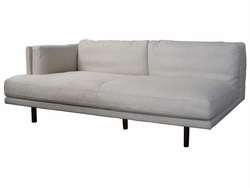 Alphonse Right Sofa Section (Eggshell)