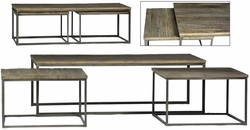 Amando Coffee Table (two tables nestled inside)