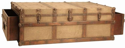 Ambrogion Coffee Table-Trunk