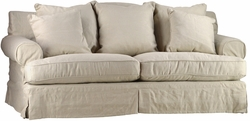 Amedee Sofa (Grey Linen)