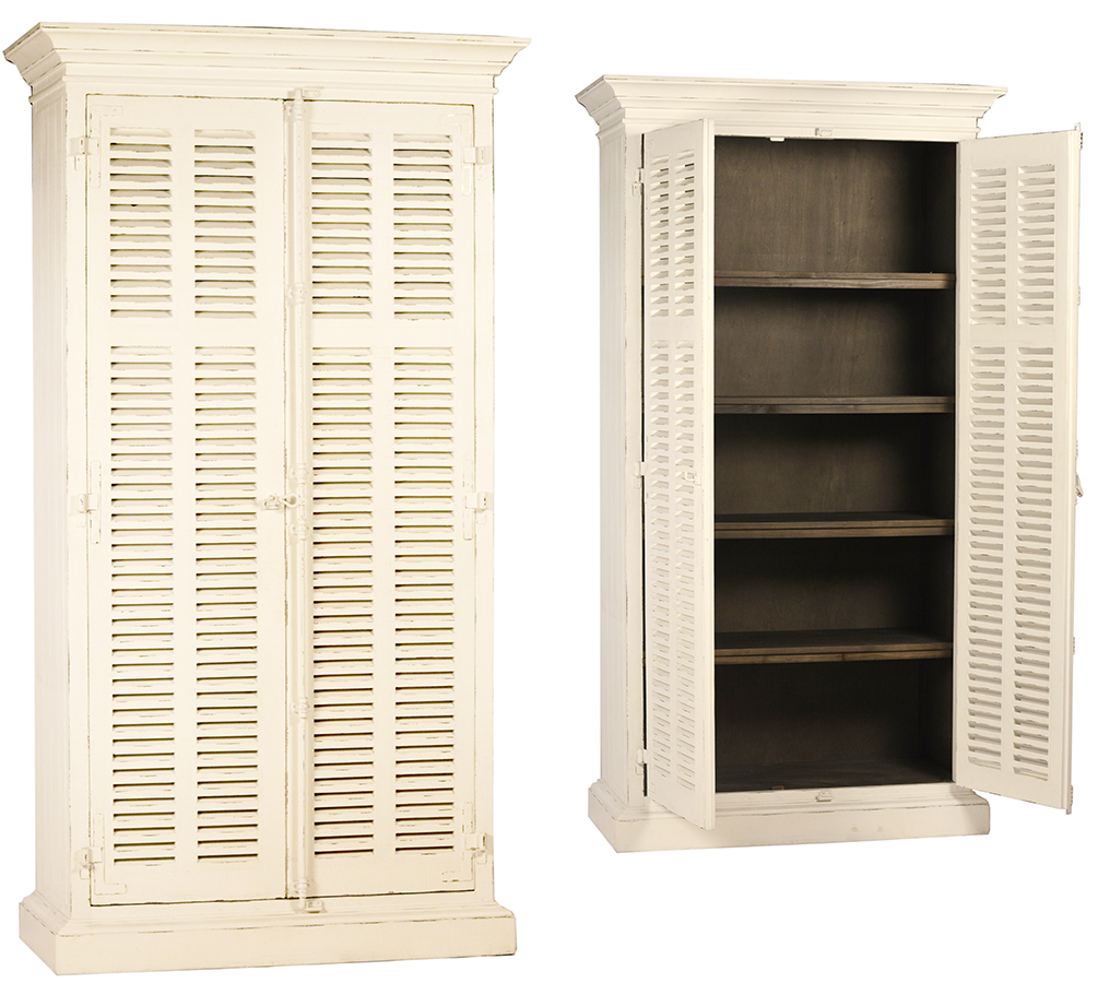 DOVETAIL CABINET, NEW PINE, BLACK-GREY, FROZEN WHITE