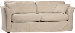 Andre Sofa (Off White Linen Slip cover)