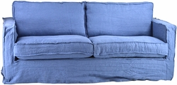 Ange Sofa - Blue