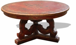 Antique Eclectic Dining Table